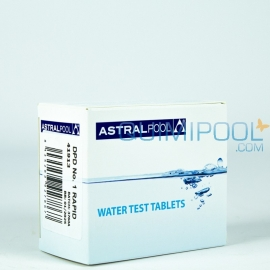 Réactif DPD 1 Pooltester Astralpool